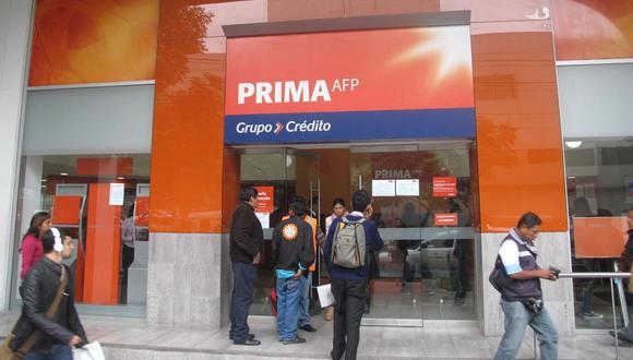 Tras la observación del Ejecutivo al retiro de la AFP, la autógrafa retorno a la Comisión de Economía. (Foto: Andina)