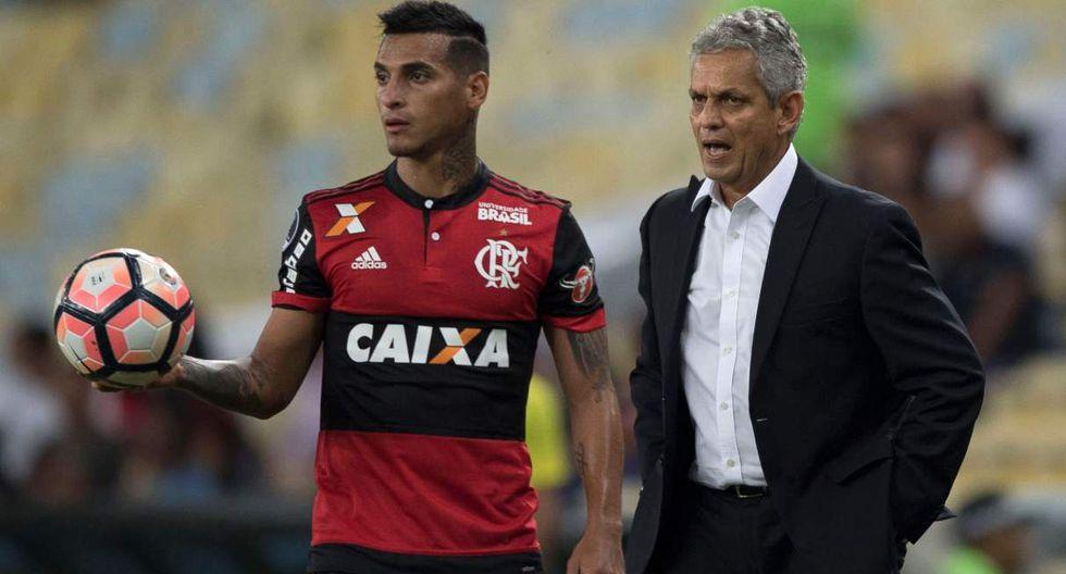 Miguel Trauco tiene contrato con Flamengo (Foto: AFP)