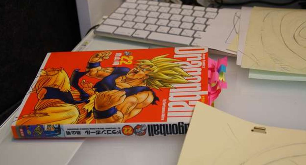 Dragon Ball Super Vegeta Ya Cuenta Con Sus Primeras Imagenes