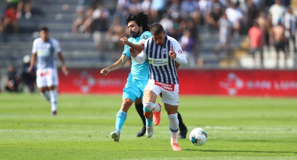 Sporting Cristal vs. Alianza Lima hoy en el Nacional.
