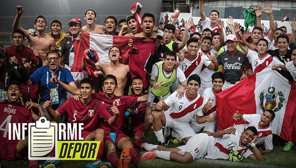 'Jota Jota' Oré también clasificó a la Selección Peruana Sub-17 al Mundial 2007. (Diseño: Marcelo Hidalgo)