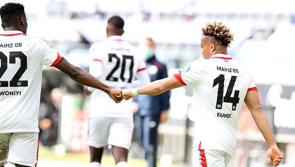 Mainz expuso a uno de sus socios que tuvo conducta racista contra los jugadores de club alemán. (Getty)