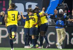 Victoria del 'Tri' sudamericano: Ecuador se impuso 3-2 ante México en vibrante partido