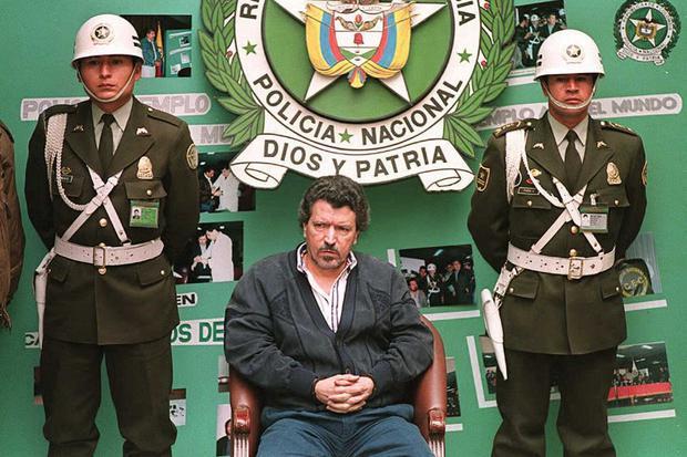 Miguel Rodríguez Orejuela era el segundo al mando del cartel de Cali (Foto: Pedro Ugarte / AFP)
