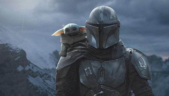 """La segunda temporada de """"The Mandalorian"""" culminó con Baby Yoda y Mando tomando caminos separados. (Foto: Disney Plus)"""
