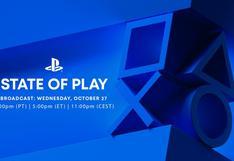 PlayStation pone fecha al siguiente State of Play de octubre