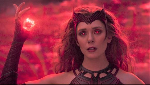 """""""Loki y """"WandaVision"""" conectan en el minuto 27:30 de sus respectivos capítulos finales. (Foto: Marvel)"""