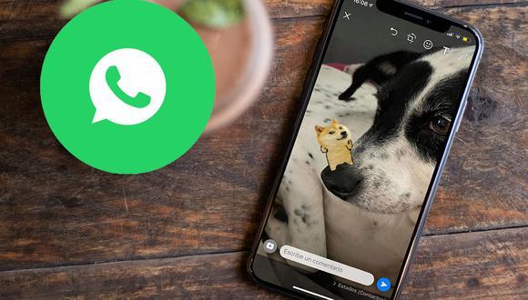De esta manera podrás recuperar todos tus estados de WhatsApp desaparecidos luego de 24 horas. (Foto: Depor)