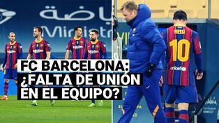 FC Barcelona: esta es la imagen que refleja la desunión azulgrana tras la derrota por la Supercopa frente al Athletic Club
