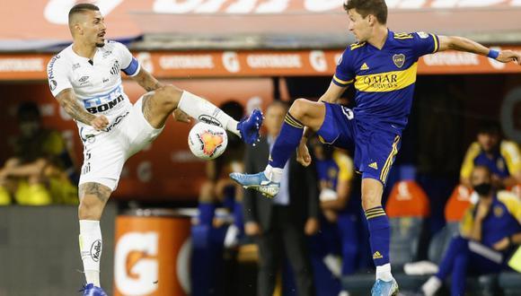 Boca vs Santos: ver resumen, goles, mejores jugadas y estadísticas del  partido por ida de semifinales de Copa Libertadores 2020 en La Bombonera    FUTBOL-INTERNACIONAL   DEPOR