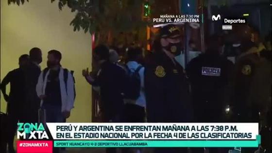 asi-fue-el-arribo-de-argentina-a-su-hotel-de-concentracion-en-lima-video