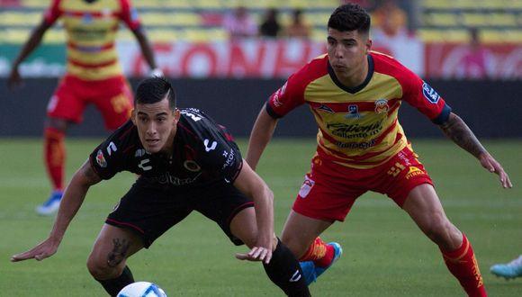 Monarcas Morelia venció 1-0 a Veracruz por fecha 8 de Apertura 2019 Liga MX con Flores y Sandoval. (EFE)