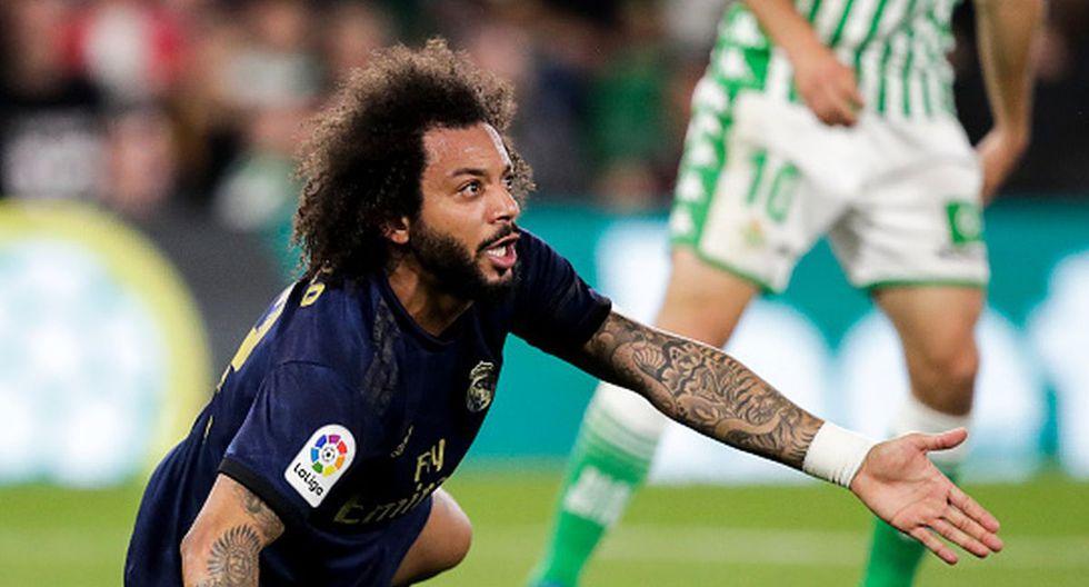 Marcelo, en su carrera profesional, solo ha jugado por Fluminense y Real Madrid. (Foto: Getty Images)