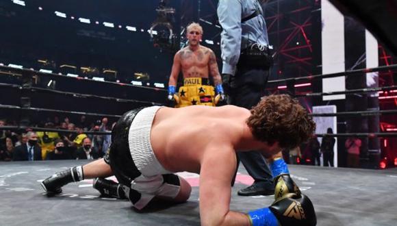 Daniel Cormier, excampeón de UFC, pidió un rival de verdad para el youtuber Jake Paul. (Getty / Triller)