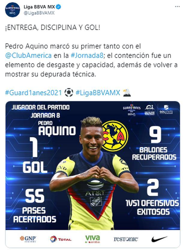 (Foto: Twitter Liga MX)