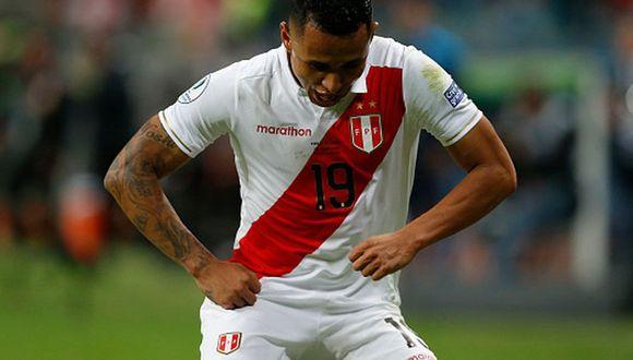 Yotun sigue elevando su cotización tras jugar con la Selección Peruana. (Foto: Getty Images)