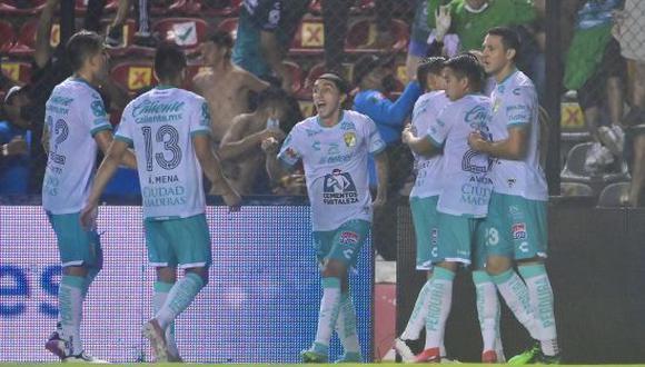 León derrotó por 1-0 a Querétaro en la fecha 3 del Torneo Apertura 2021 de la Liga MX. (Foto: Twitter)