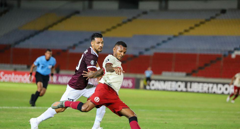 Edson Tortolero anotó un gol ante Universitario. (GEC)
