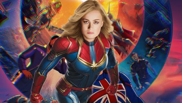 "Marvel deberá corregir este error con Capitana Marvel tras los episodios de ""What If...?"""