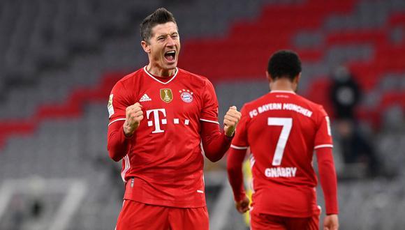 El FC Bayern presentará el miércoles 4 de agosto oficialmente su plantilla para la temporada 2021/22. (Foto: EFE)