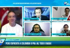 'Full Deporte por Depor': todo el análisis en la previa de Perú vs. Colombia