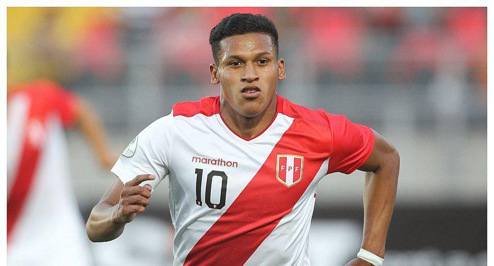 Fernando Pacheco jugará con Perú el Preolímpico Sub 23 en Colombia. (Foto: Agencias)