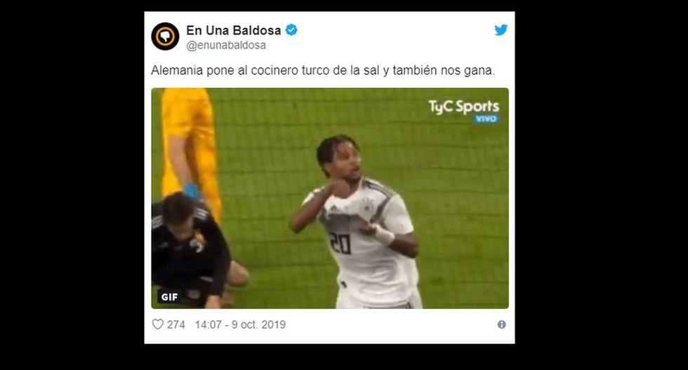 Los mejores memes del empate entre Argentina y Alemania en Dortmund.
