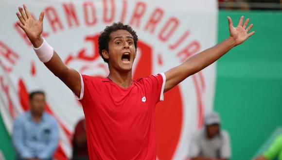 Perú viene de superar a Suiza con gran actuación de Juan Pablo Varillas. (Foto: GEC)