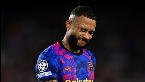 Barcelona perdió 3-0 ante Bayern Munich en el inicio de la Champions League 2021. (Getty)