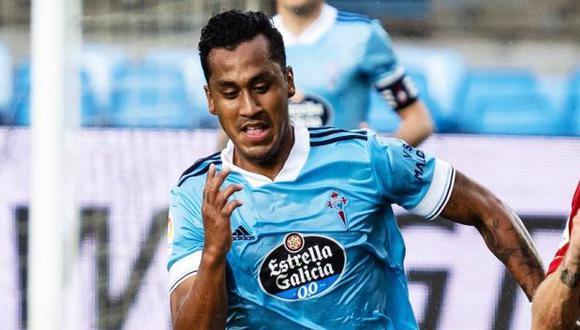 Renato Tapia ha jugado 32 de los 34 partidos que tiene Celta en lo que va de LaLiga 2020-21. (Foto: Celta de Vigo)