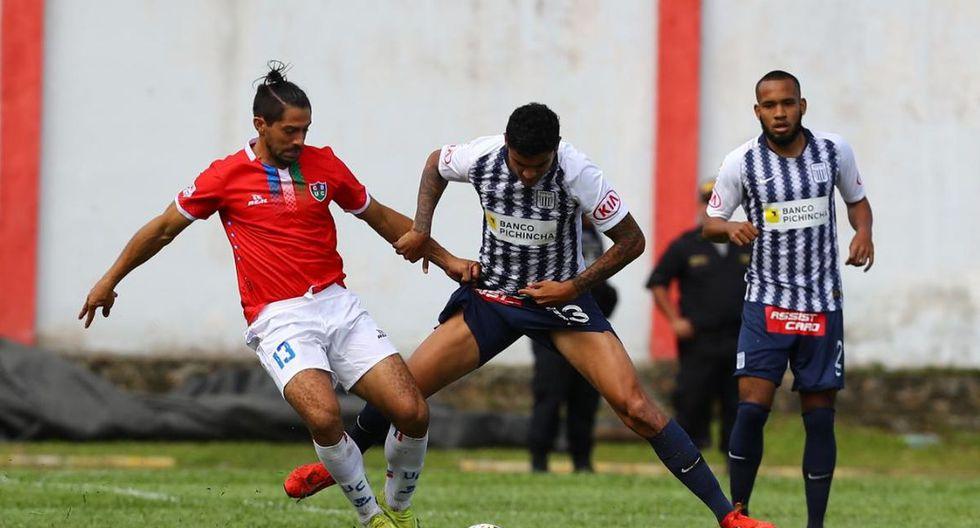 Alianza Lima vs. Unión Comercio por el Clausura. (Foto: Francisco Neyra / GEC)