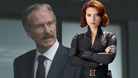 No se aclara si se trata de una escena postcréditos o parte de la trama de Black Widow (Producción)