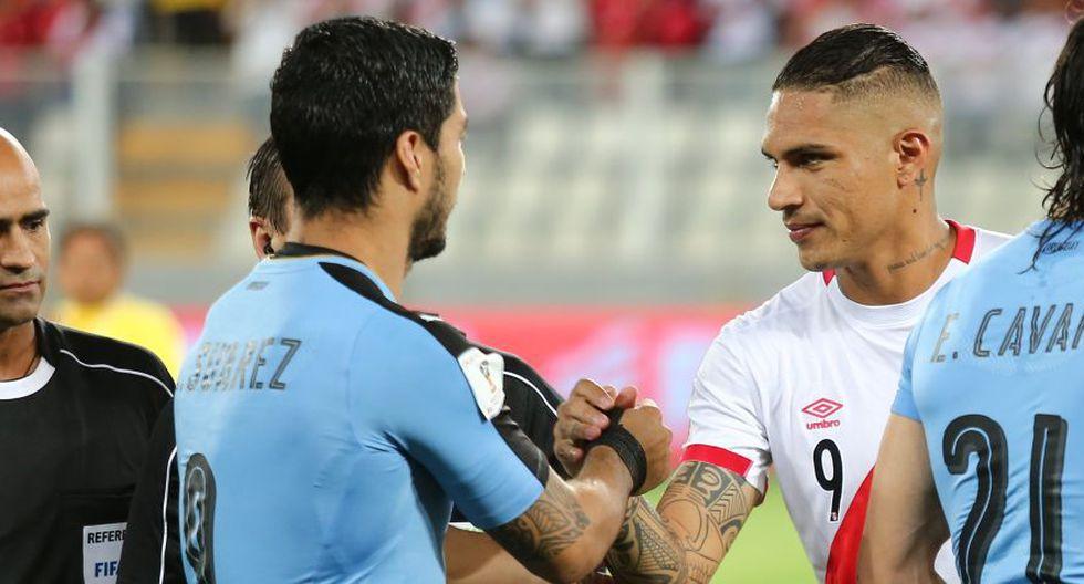Suárez elogió a Guerrero. (Foto: GEC)