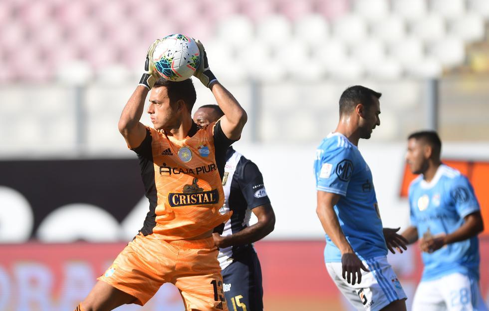 Alejandro Duarte. (Foto: Liga 1)