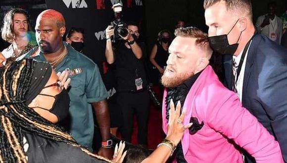 Agente de Khabib criticó a Conor McGregor tras protagonizar incidente en evento de MTV. (MTV)