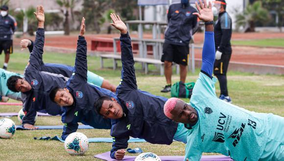 César Vallejo llegó a Lima para continuar sus entrenamientos y tiene previsto un amistoso ante Sporting Cristal. (Foto: Vallejo)
