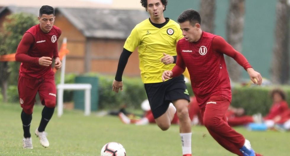 Universitario de Deportes enfrentó a Deportivo Coopsol en partido amistoso. (Prensa 'U')