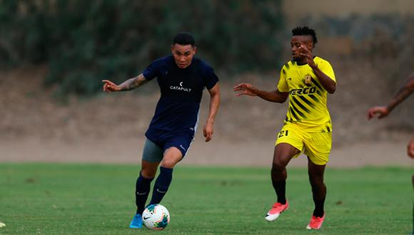 Jean Deza solo jugó 188 minutos con Alianza Lima (Foto: El Comercio)