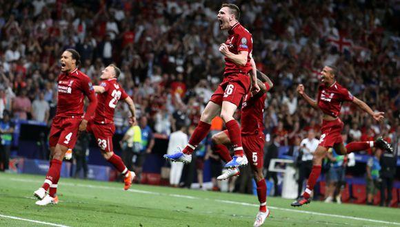 Liverpool se quedó con la Premier League (Foto: EFE)