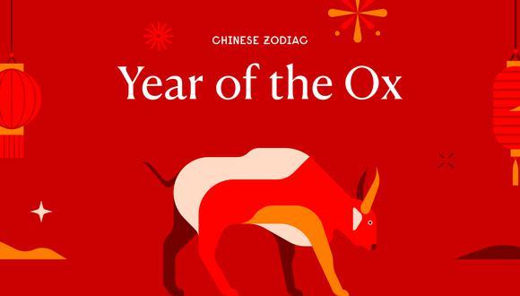 El 2021 será el año del Buey de Metal (Foto: chinesenewyear.net)