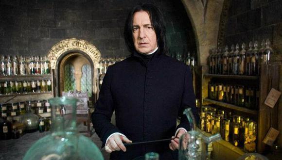 Harry Potter: 10 curiosidades sobre Severus Snape que solo están en los  libros nnda nnlt | DEPOR-PLAY | DEPOR