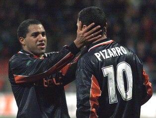 Ailton recuerda que guió a Claudio Pizarro hacia Bayern Munich