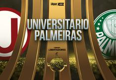 Universitario vs. Palmeiras EN VIVO: canales de TV y cómo ver partido por la Copa Libertadors 2021