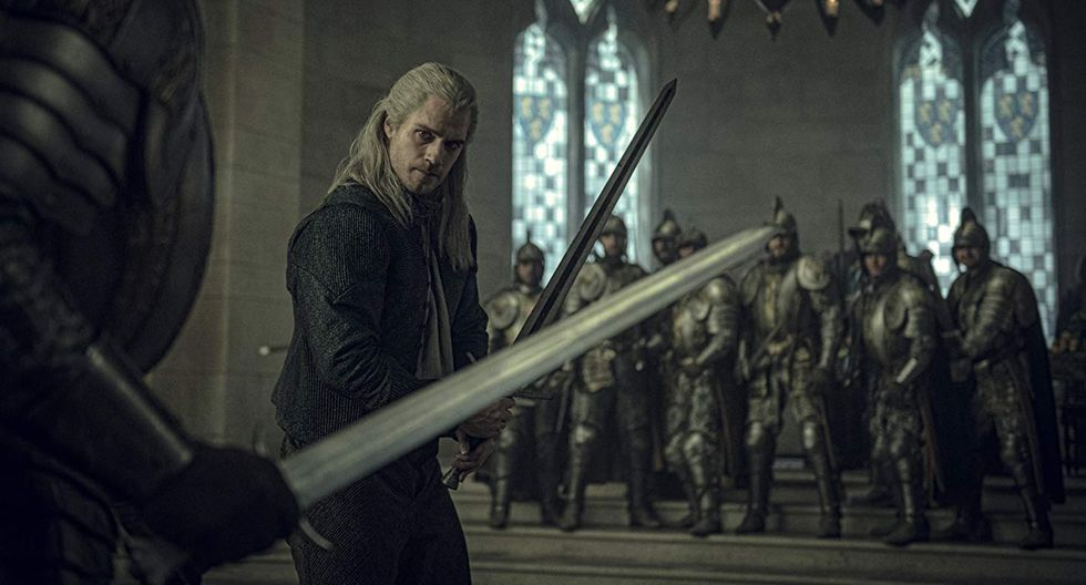 The Witcher en Netflix,: revelada una de las primeras escenas de combate [VIDEO]. (Foto: Netflix)