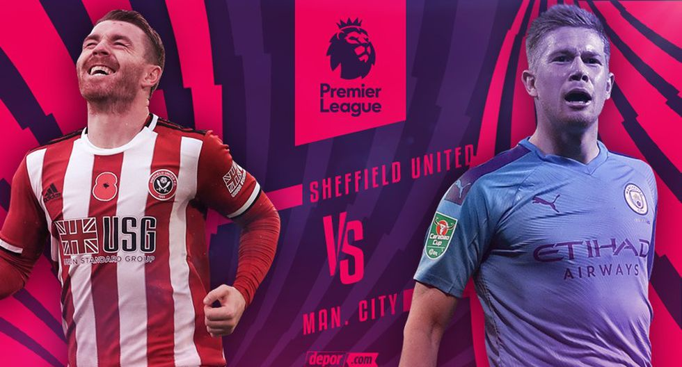 Sigue EN DIRECTO el Manchester City vs. Sheffield United y EN VIVO por la jornada 24 de Premier League | ESPN 2