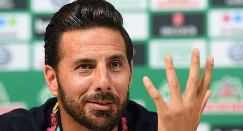 Claudio Pizarro hizo un llamado a la solidaridad entre los peruanos, en sus redes sociales. (Prensa Werder Bremen)