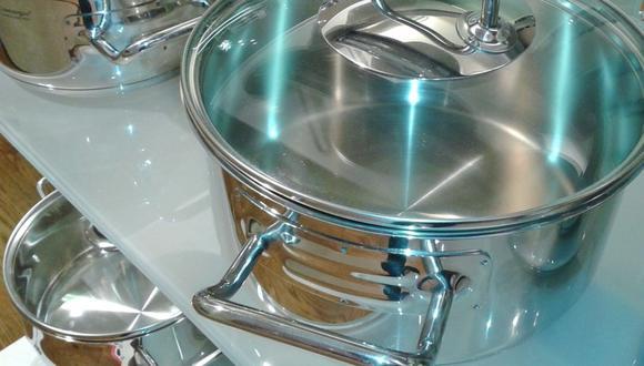 Una tiktoker muestra cómo limpiar una olla con manchas de uso y se vuelve viral. (Foto: Pixabay / Referencial)