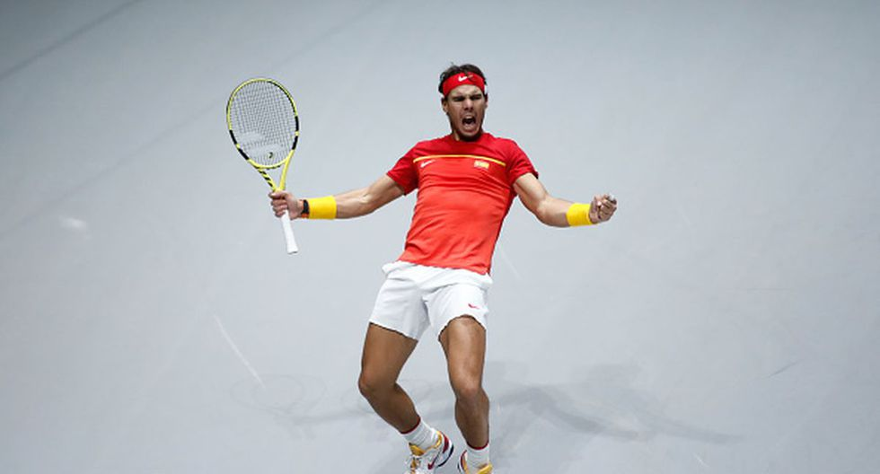 España venció a Gran Bretaña por 2-1 y jugará la final de la Copa Davis 2019. (AFP)
