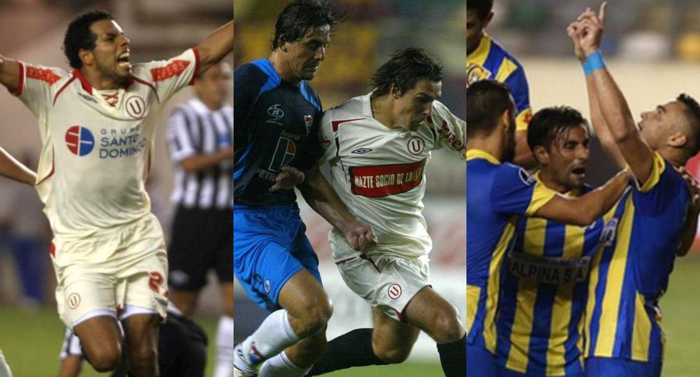 Universitario vs. Cerro Porteño: así le fue a los cremas con paraguayos en la Copa Libertadores. (Foto: GEC)