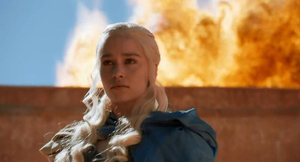 Daenerys Targaryen no aceptó la rendición de Desembarco del Rey y dio rienda suelta a su venganza. (Foto: HBO)